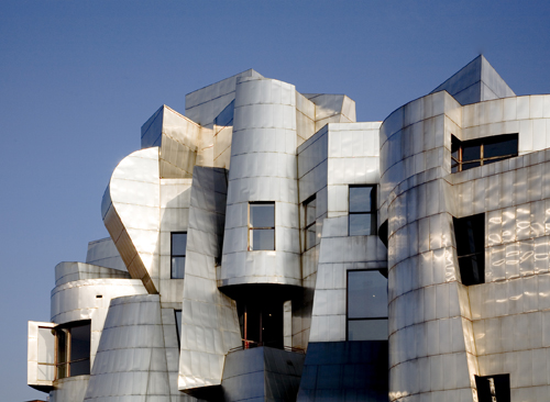 Frank Gehry Architecture Design Turnup Media