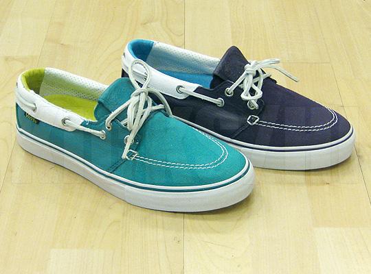 vans chaussures de bateau